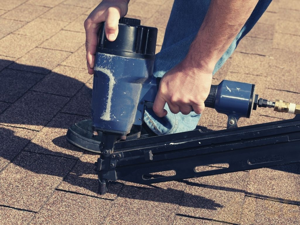 Best Nail Gun for Trim, Fencing, Framing, DIY Projects & Crafts